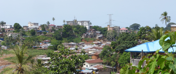 Grey Bush Community, Freetown