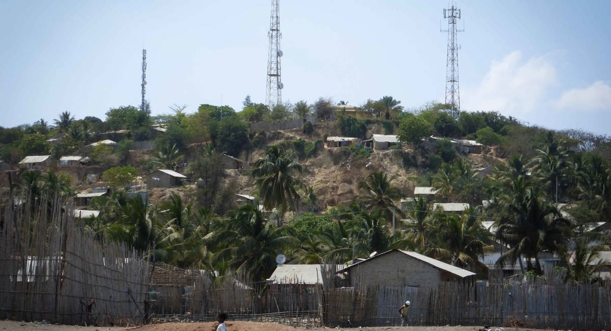 Radio Masts in Mozambique