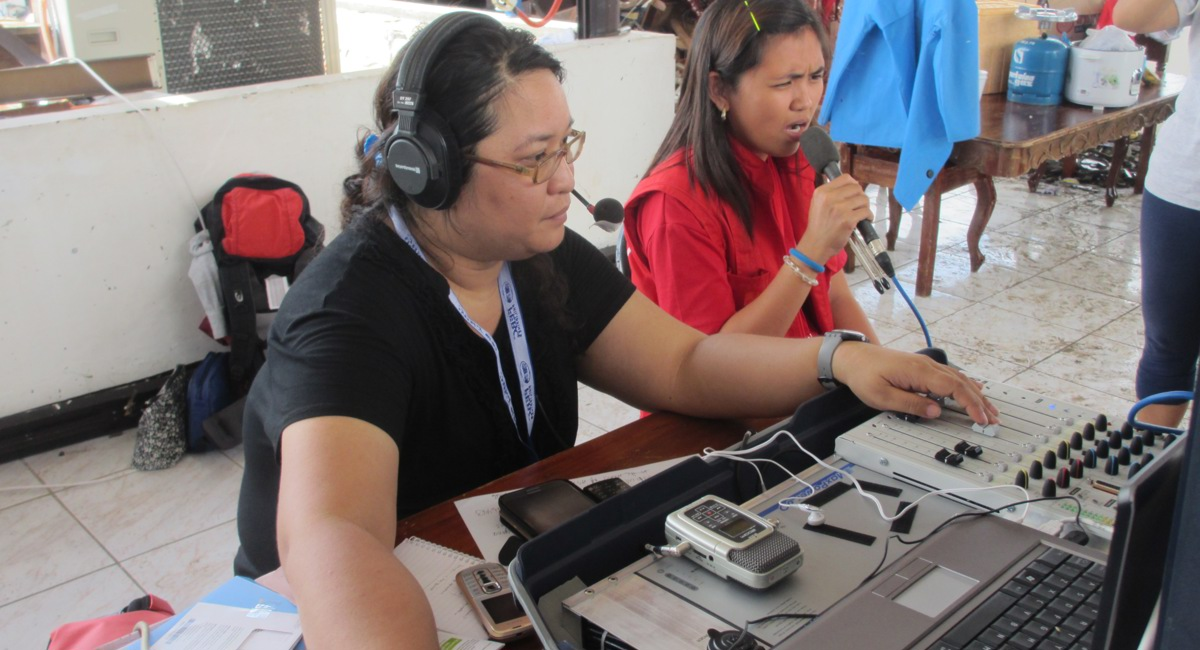 First Response Radio producers, Philippines