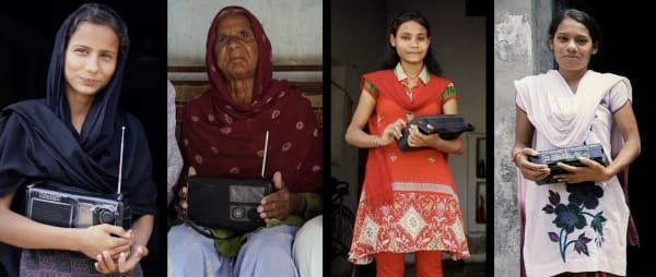 The Power of the Voice: West Bengal Women at Risk Project