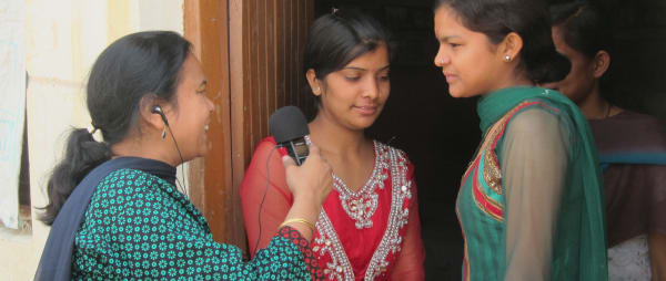 India: The women getting their voices heard