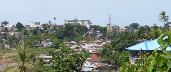 Airing the issues: Radio in Sierra Leone